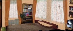 Variációk egy hálószobára- modern mediterrán