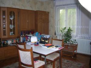 Dolgozó szoba átöltöztetés előtt